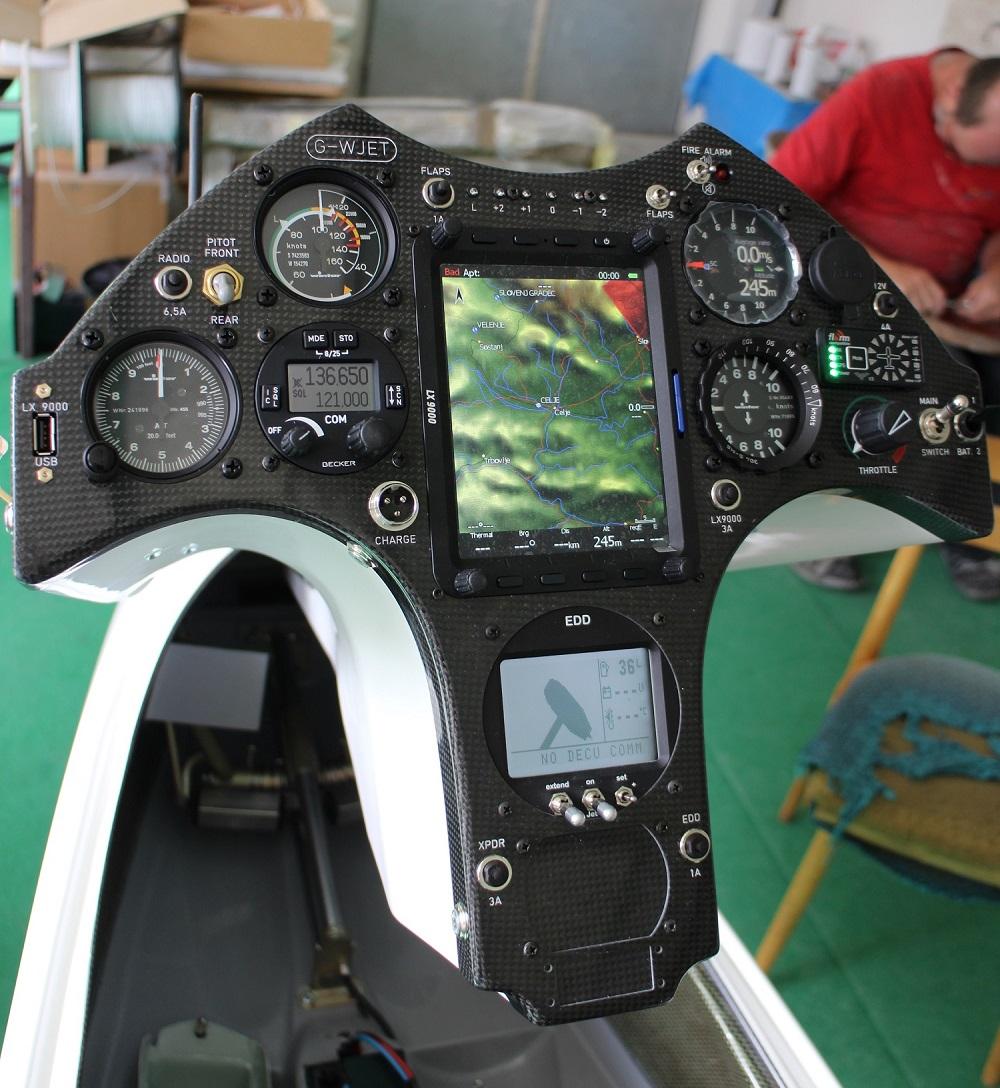 Lx9000 Panel