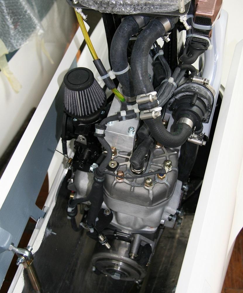 Solo 2625-01 Powerplant