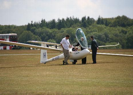 Shark at Lasham